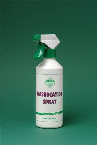 Barrier Joint Care Embrocation Spray for Horses