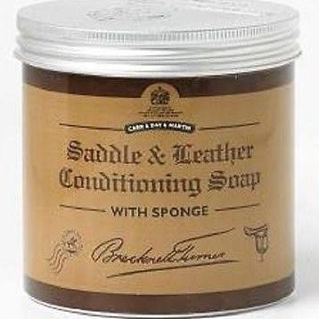 Carr & Day & Martin Saddle And Leather Conditioning Soap