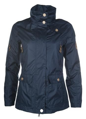 HKM Lauria Garrelli Queens Nylon Riding Jacket