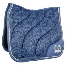 HKM SADDLE CLOTH QUEENS LACE LIMITED