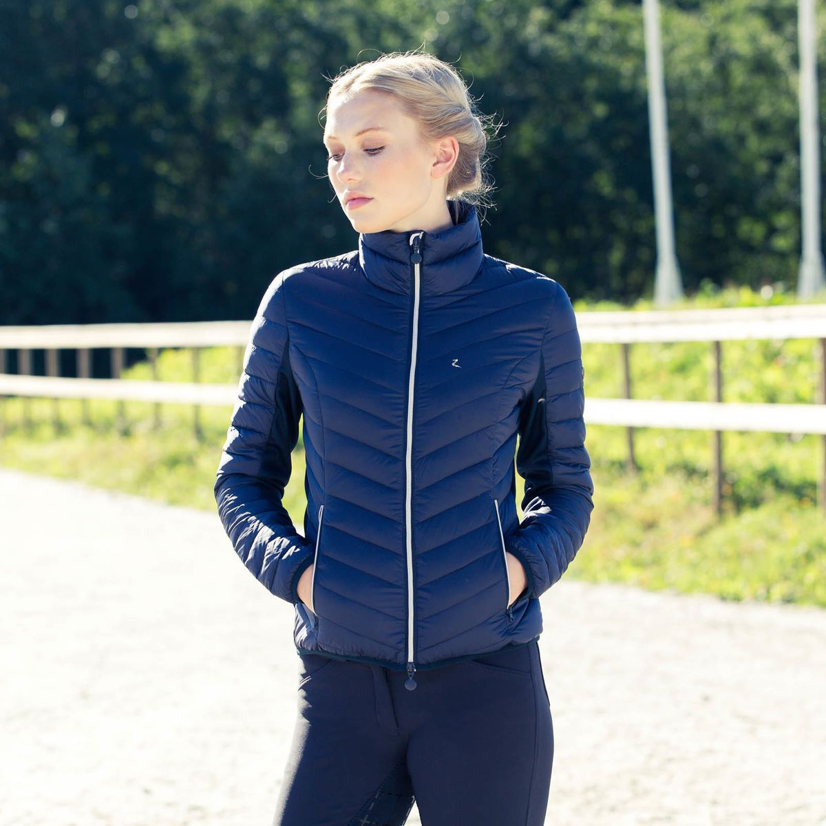 Horze Louise Women s Lightweight Down Jacket