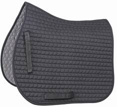 Shires High Wither Quilted Saddlecloth