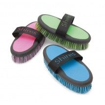 Shires Ezi-Groom Body Brush - Large