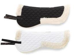 Shires Fully Lined Saddle Pad