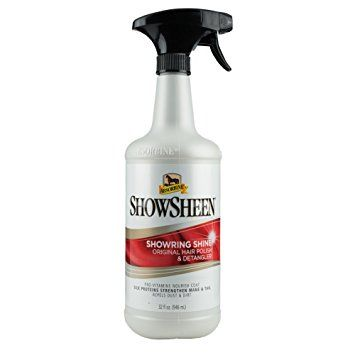 ShowSheen® Hair Polish & Detangler 990ml